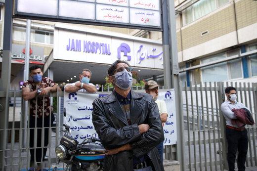 ببینید   ایران غرق در غم؛ بغضهایی که در همخوانی هواداران استاد شجریان شنیده میشود