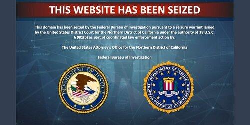آمریکا: دامنه ۹۲ وبسایت مرتبط با سپاه مسدود شد