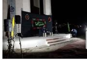 مراسم هفتگی افزایش معرفت در کنار قبور مطهر شهدای گمنام یاسوج برگزارشد/تصاویر