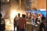 ببینید | انفجاری دیگر قلب بیروت را لرزاند