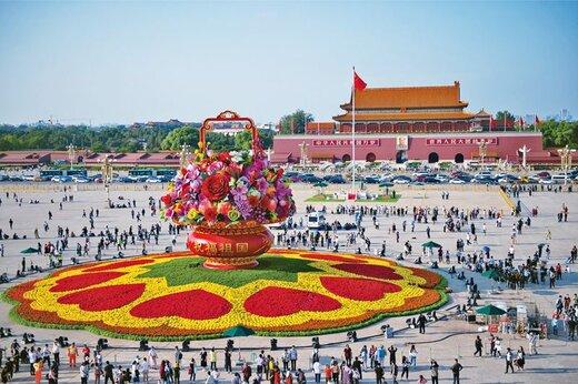 «تعطیلات روز ملی»؛ ویترینی از کارآمدی راهبرد چین در مهار کرونا