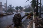 ببینید | طوفان «دلتا» به لوئیزیانا رسید
