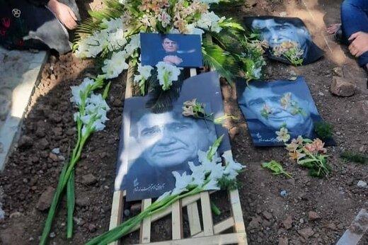 محمدرضا شجریان در آرامگاه فردوسی به خاک سپرده شد