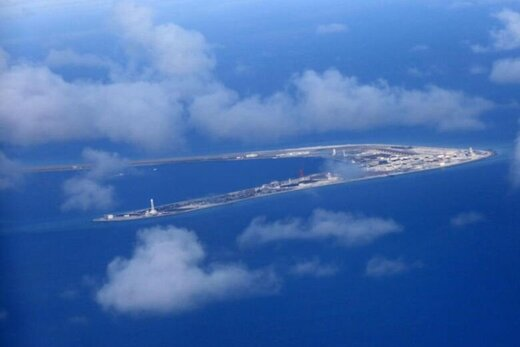 واکنش پکن به ورود ناوشکن آمریکا به دریای چین جنوبی