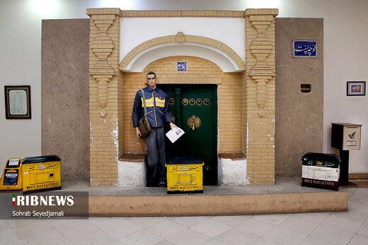 بازگشایی درب قدیم موزه ارتباطات