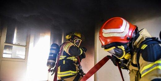 انفجار منزل مسکونی؛ دو نفر فوت کردند