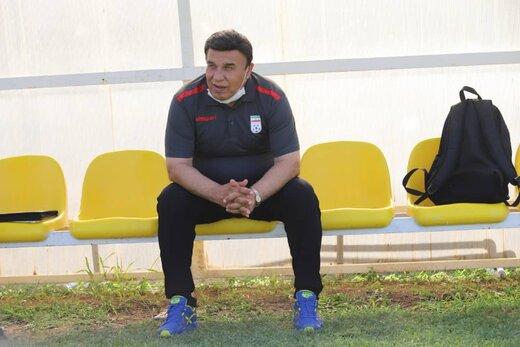 مظلومی از تیم ملی جوانان استعفا داد