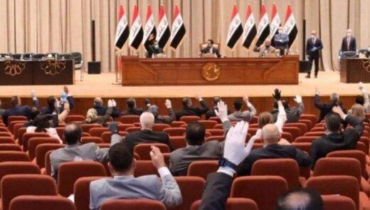 پارلمان عراق به قانون انتخابات زودهنگام رأی داد
