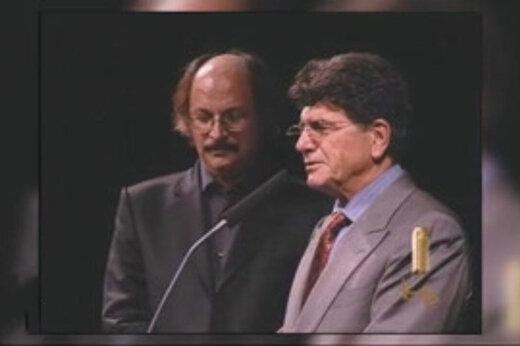 ببینید | اجرای محمدرضا شجریان در نهمین جشن خانه سینما