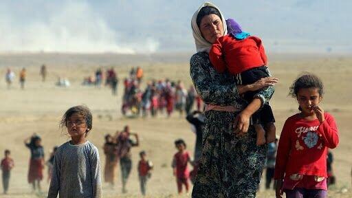بیانیه وزارت خارجه آمریکا در واکنش به توافق سنجار