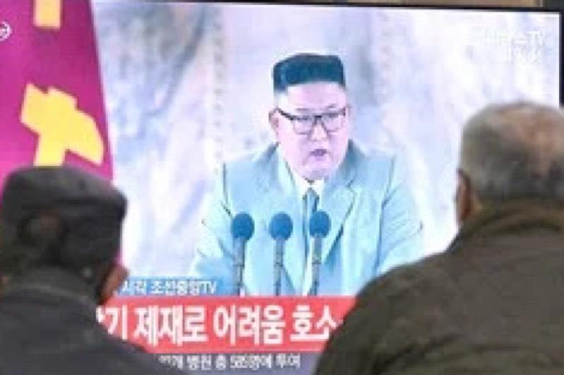 ببینید | عذرخواهی بیسابقه رهبر کره شمالی از مردم: شرمندهام!