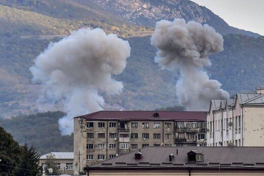 آذربایجان و ارمنستان یکدیگر را به نقض آتش بس متهم کردند
