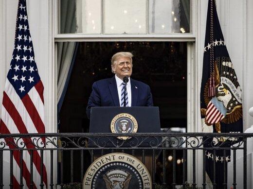ترامپ:پس از پیروزی من، نخستین تماس از ایران است