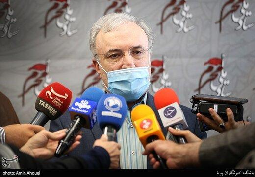 وزیر بهداشت: کرونا ندارم/ خبرهای خوشی از واکسن کرونا دارم
