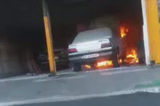ببینید   آتشسوزی خودروی پژو ۴۰۵ در اتوبان کرج - چالوس