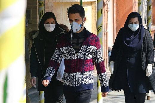 ببینید | اوضاع رعایت استفاده از ماسک در تهران