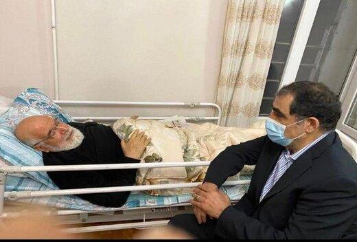 آخرین وضعیت مهدی کروبی بعد از عمل جراحی +عکس