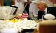 درخواست ترامپ از ولیعهد ابوظبی: رهبران منطقه را راضی کن