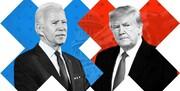 پیشتازی بایدن از ترامپ در دو ایالت سرنوشتساز