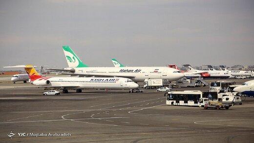 جلسه تعیین قیمت بلیت هواپیما به تعویق افتاد