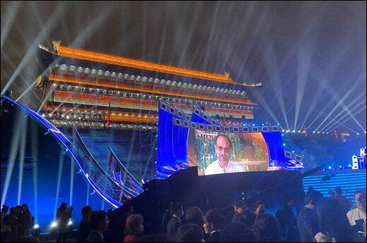 جشنواره فیلم جاده ابریشم چین؛ بستری برای تبادلات فرهنگی و تجاری