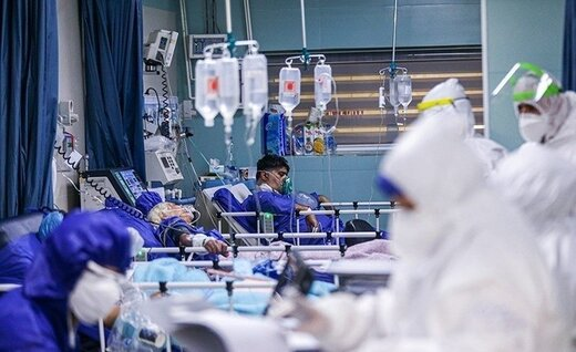 معاون درمان علوم پزشکی همدان: کمبود تخت ICU ویژه کرونا در استان همدان