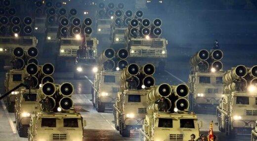 سیستم موشکی جدید کره شمالی مشابه اس-۴۰۰ است