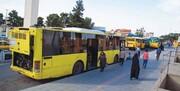 احتمال توقف کار اکثر اتوبوسها در تهران
