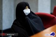 زنی که دیروز در دادگاه محمد امامی حضور داشت که بود؟/ تصاویر