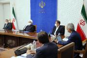 روحاني: تطوير التعاون مع اتحاد اوراسيا الاقتصادي خطوة اقتصادية هامة