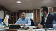 برگزاری نشست هم اندیشی و بررسی مشکلات شرکت آرد و نشاسته یاسوج