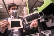 تولید ماسک جراحی ۹۹درصد ضد ویروس