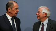 اروپا مسکو را در جریان تحریمهای ضدروسی قرار داد