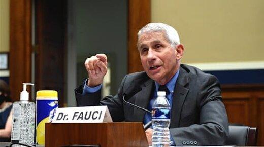 فائوچی از واکسیناسیون گسترده آمریکاییها خبر داد
