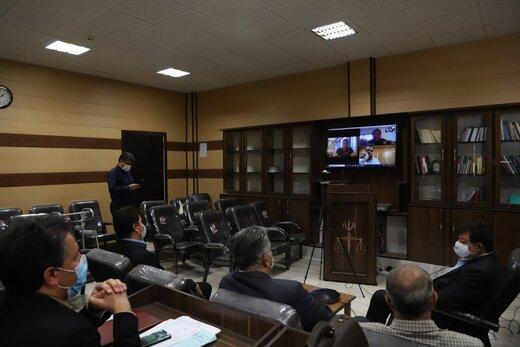 صلح و سازش در پرونده ۱۷ هزار دلاری در یکی از شعب شوراهای حل اختلاف شهرستان یزد