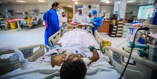 آخرین آمار قربانیان کرونا در کشور/ شناسایی ۴۱۰۸ بیمار مبتلا به کرونا