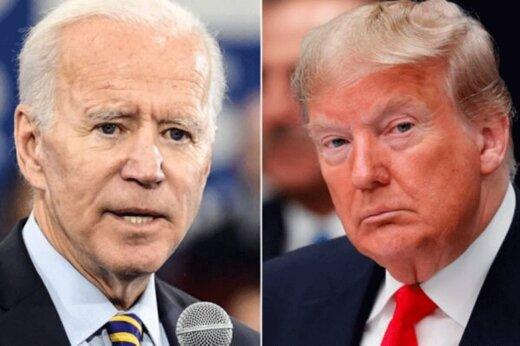 ببینید | ترامپ در مقابل بایدن؛ تفاوت دیدگاههای دو نامزد در حوزه مبارزه با نژادپرستی