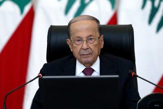 توضیح عون از جزئیات مذاکرات لبنان با رژیم صهیونیستی
