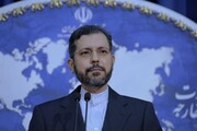 Iran warns about rockets hitting country's border areas