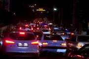 ببینید | شلوغی جاده شمال ساعتی قبل از  منع تردد
