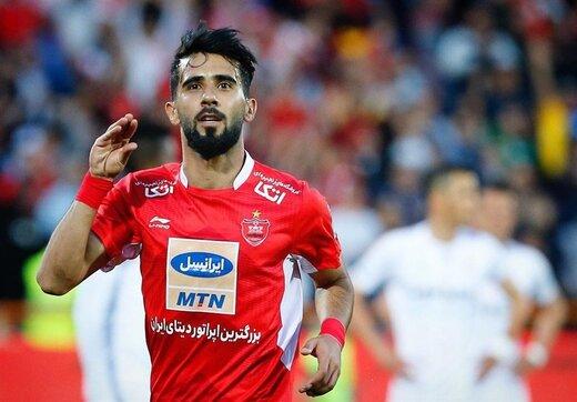 واکنش رسمی باشگاه پرسپولیس به ماجرای بشار رسن