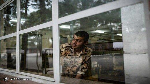 رییس سازمان نظام وظیفه: هیچ سربازی به علت کرونا فوت نکرده است