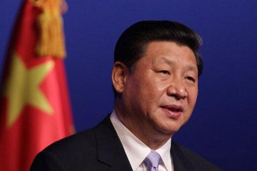 ببینید | رهبر چین چرا ماسک نمیزند؟