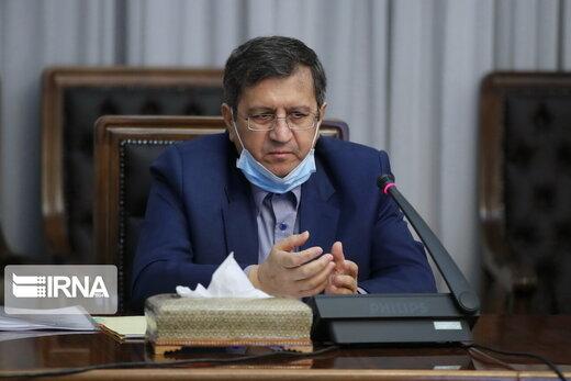 همتی: فشار بر ایران در سه هفته آینده افزایش مییابد/ دهها میلیارد دلار از منابع ما مسدود است
