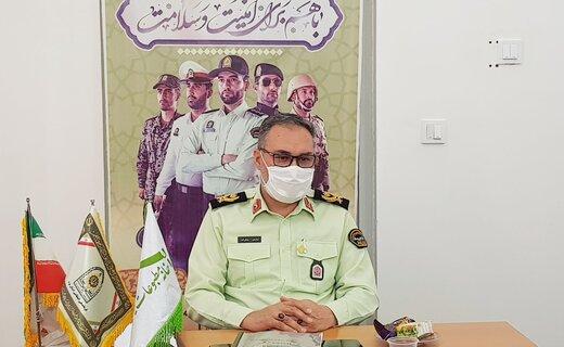 کاهش ۱۲ درصدی سرقت ها در استان یزد/ پلیس در تراز جمهوری اسلامی ایران، پلیسی مکتبی و دانش بنیان است