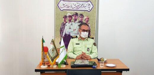 حضور فرمانده انتظامی استان یزد در خانه مطبوعات و رسانه های استان