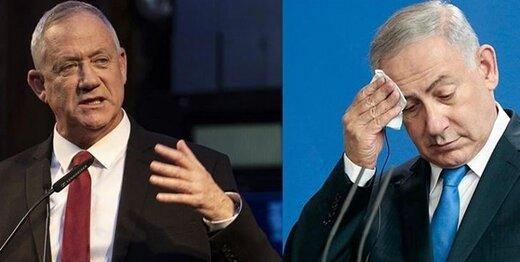 گانتس: نتانیاهو مثل آدم رفتار نمیکند