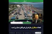 ببیند | اوضاع وخیم غرب مازنداران به دلیل نزدیکی با تهران از زبان نماینده چالوس