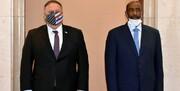 ضربالاجل آمریکا به سودان درباره اسرائیل