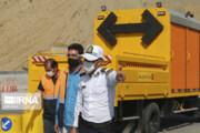 تصاویر | کنترل و تردد خودروها در مبادی ورودی و خروجی تهران